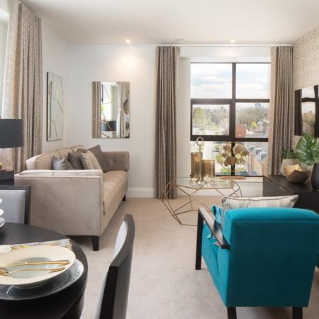 Art Deco Apartment