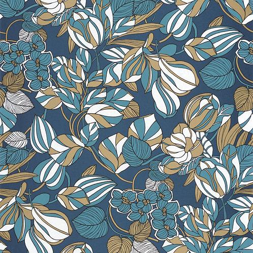 CASADECO - 1930 - TULIPE - MNCT85716306 BLUE/GOLD