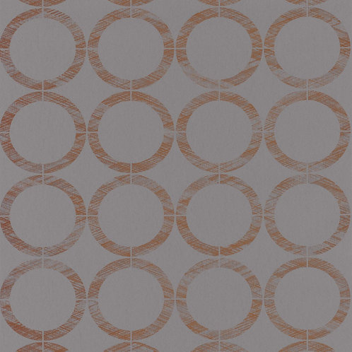 CASADECO - CERCLES - EDN80603511 TAUPE/ORANGE