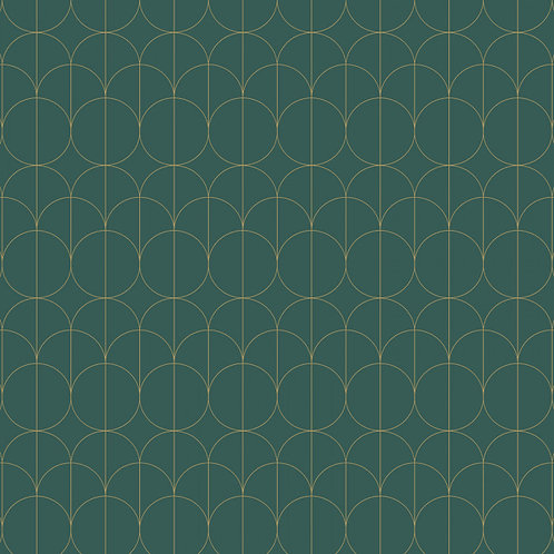 CASADECO - 1930 - REFLET - MNCT85697505 GREEN
