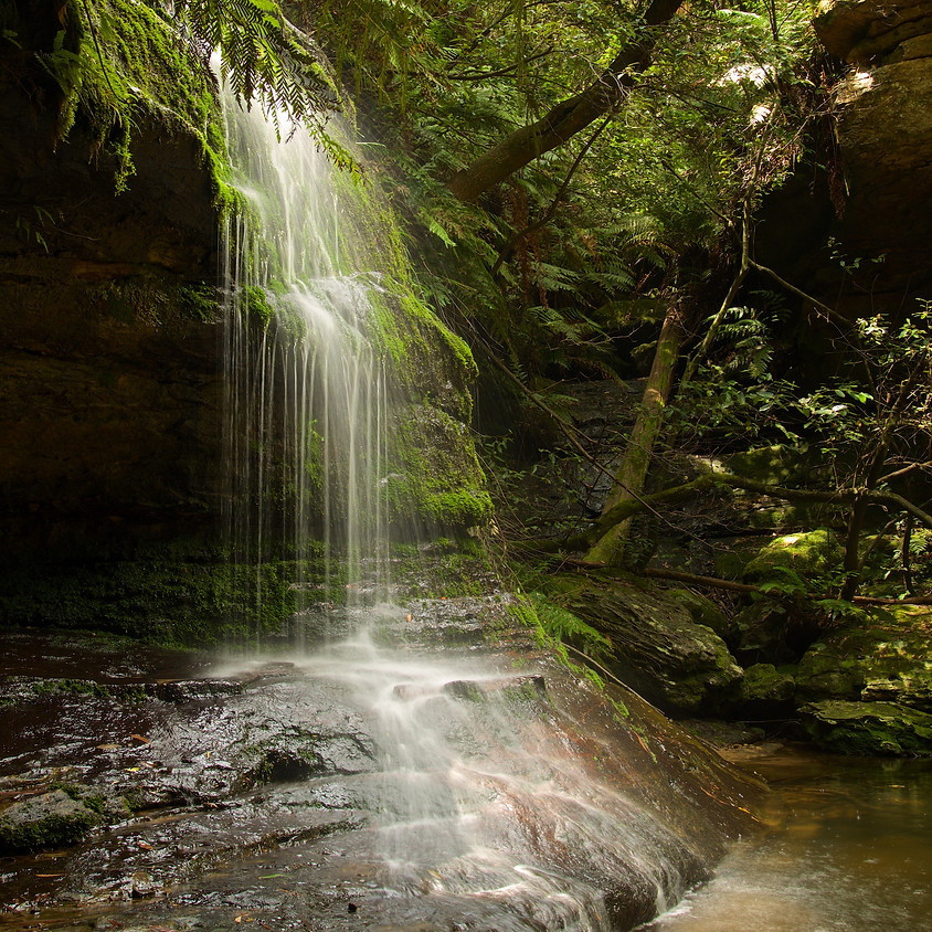 SOLD OUT - Waterfall Photography Workshop - Blue Mountains NSW Sept