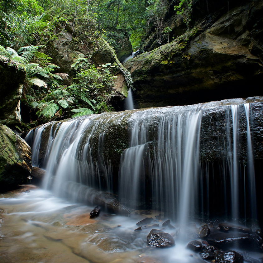 Waterfall Photography Workshop - Blue Mountains NSW