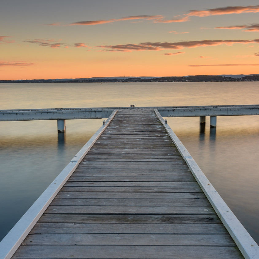 Sunset Workshop - Lake Macquarie