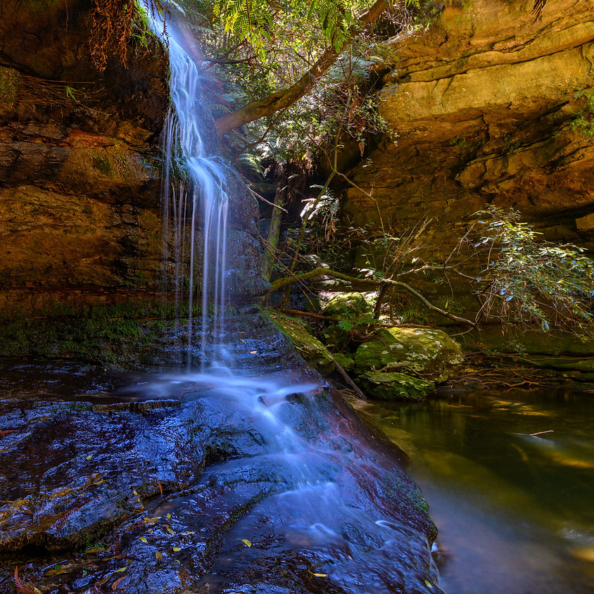 June 2019 Waterfall Photography Workshop - Blue Mountains NSW