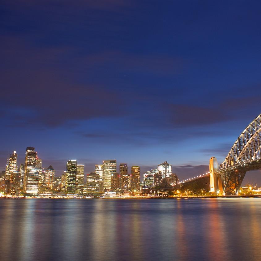 Sunset Workshop - Sydney Harbour Bridge