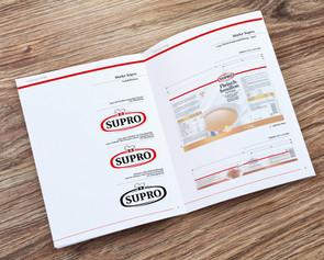 Branding Relaunch / SUPRO Nährmittel AG