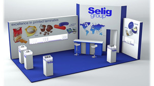 Messestand Design / Selig Group