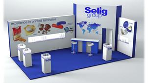 Messestand Design / Selig Group