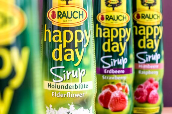 Packaging / Rauch Fruchtsäfte GmbH
