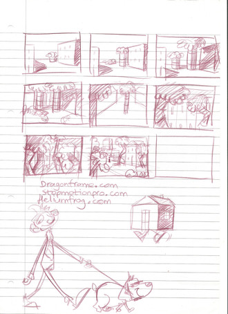 FA7036 - Thumbnail Drawings for Architectural Session