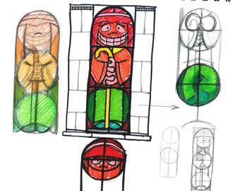 FA7036 - More Nativity/Traffic Light Concepts