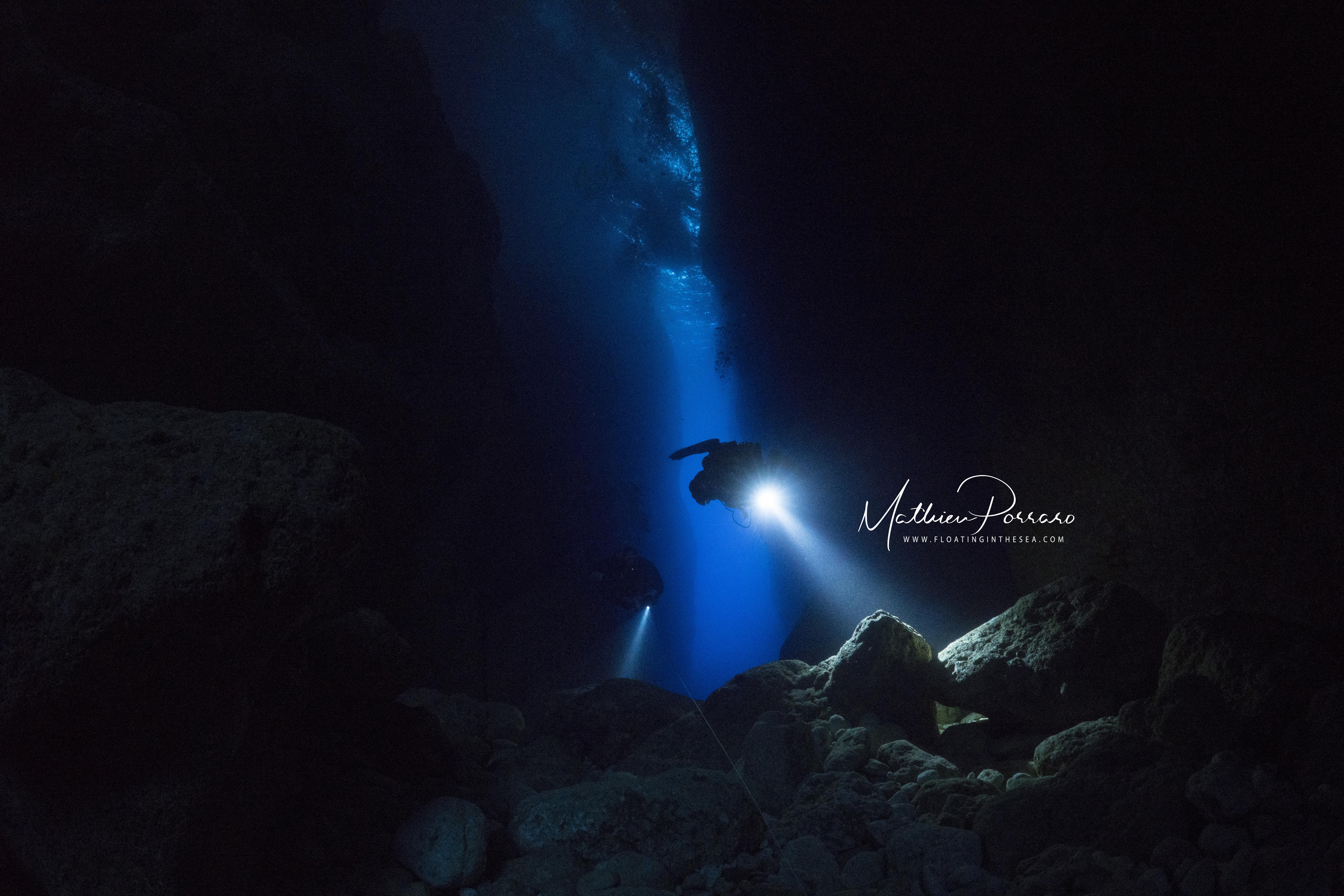 Tec diving Gozo @Mathieu Porraro