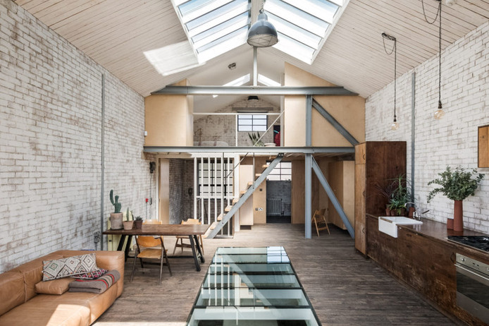 Dreamy  Converted Warehouse