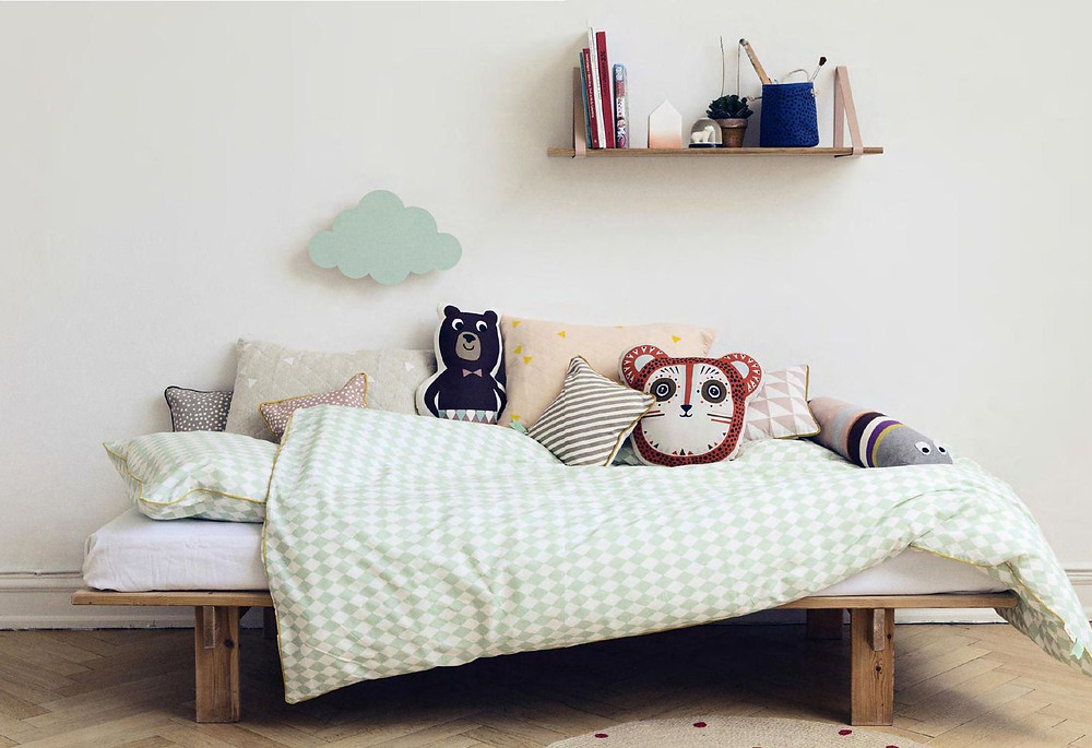 KIDS CUSHIONS and bedding_ferm living