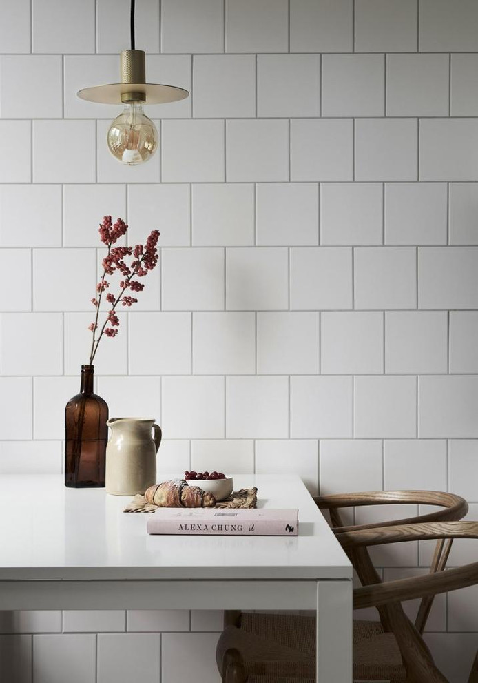 Soft Simplicity in Swedish Apartment