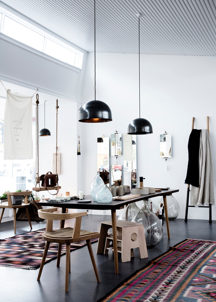 Two Inspiring New Stores