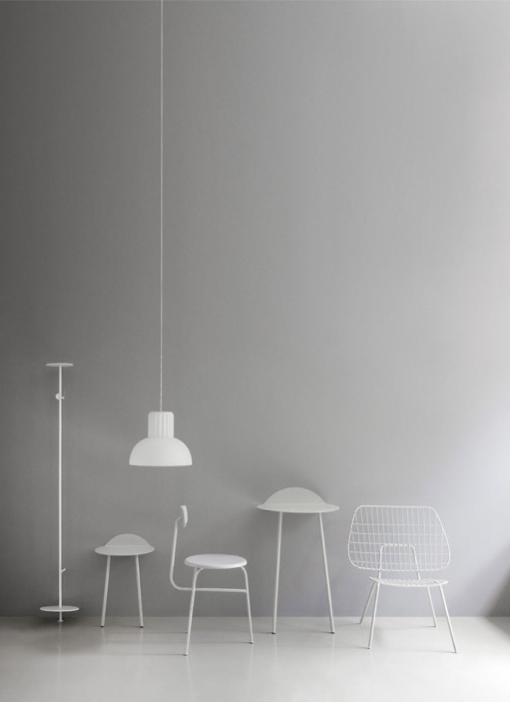 chairs, tables and lamp_Menu 2014