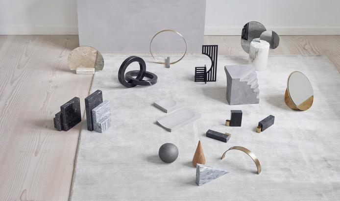 Sculptural Minimalism by Kristina Dam