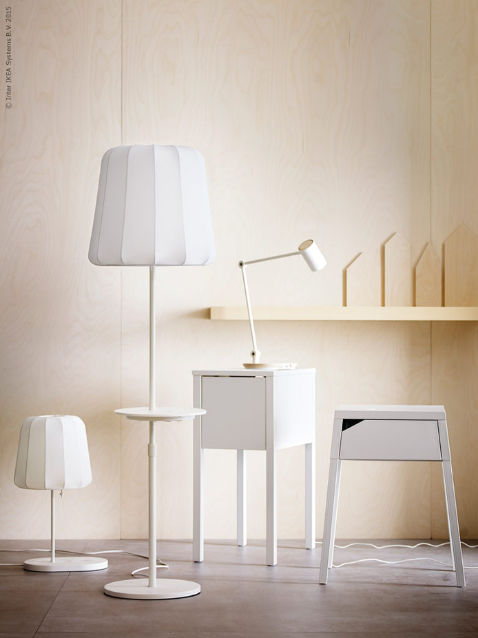 Ikea - Wireless Charging Collection