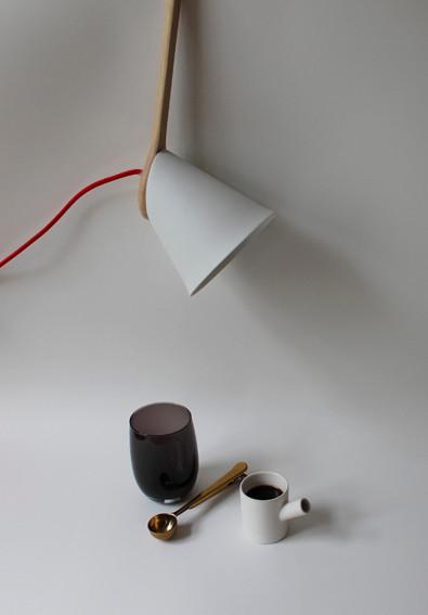 Ceramics  lamps by Catherine Lovatt