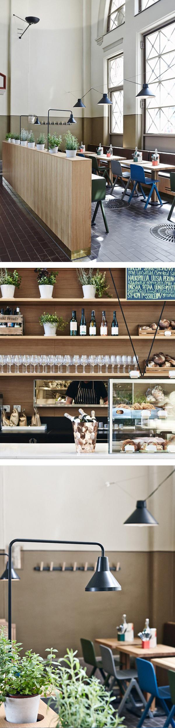 coffee place- Story, Helsinki