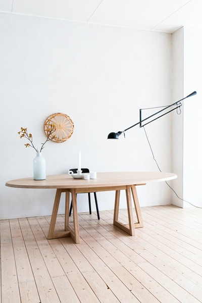 dining table_slow wood