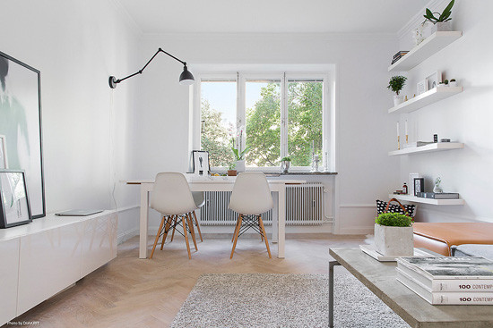A CHIC 42 SPM APARTMENT IN SWEDEN_myparadissi