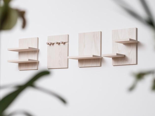 Wall Shelf by Steffen Kehrle