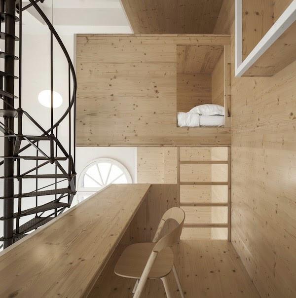 Room On The Roof_Bijenkorf