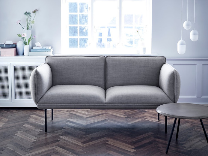 Sleek and Soft Sofa