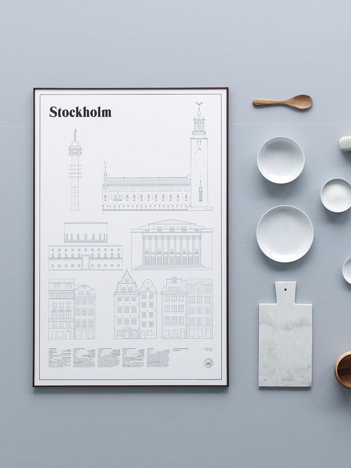Stockholm in 2D