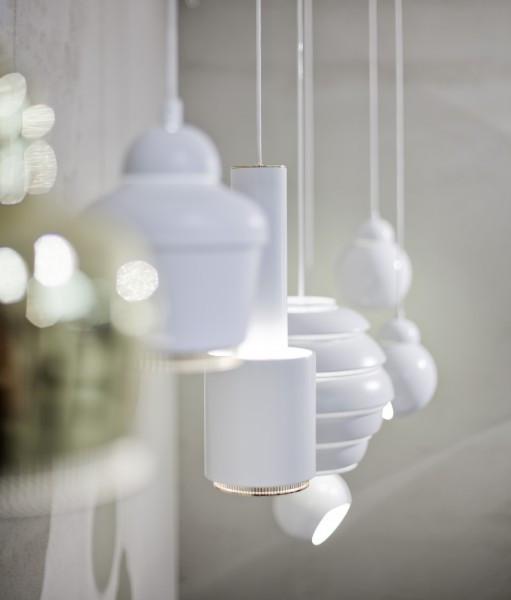 Soft & White Light By Artek