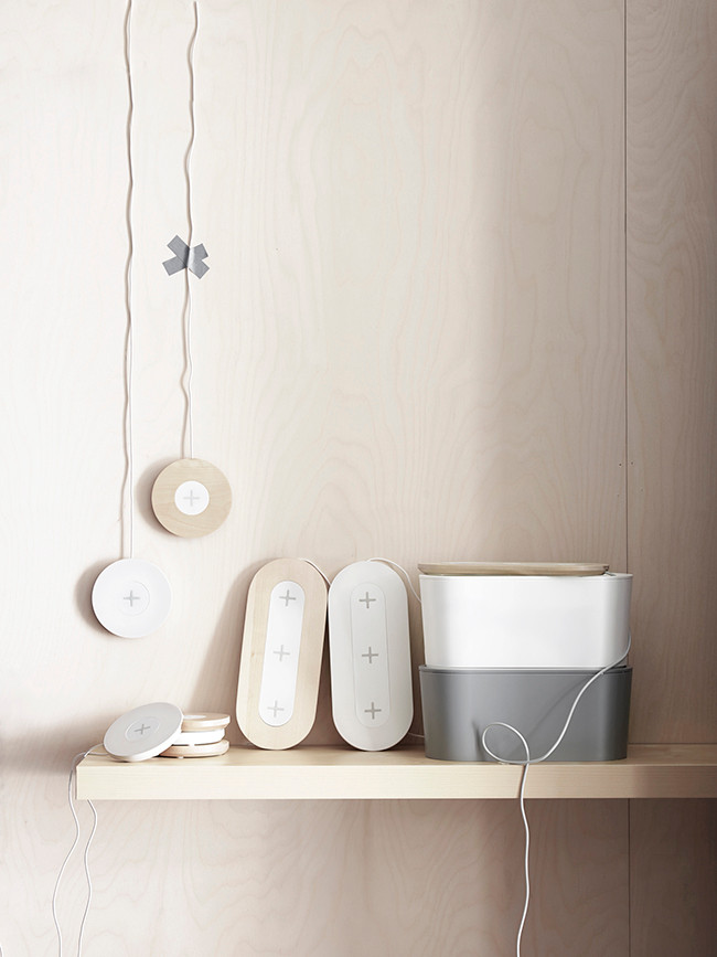 Wireless Charging collection_IKEA