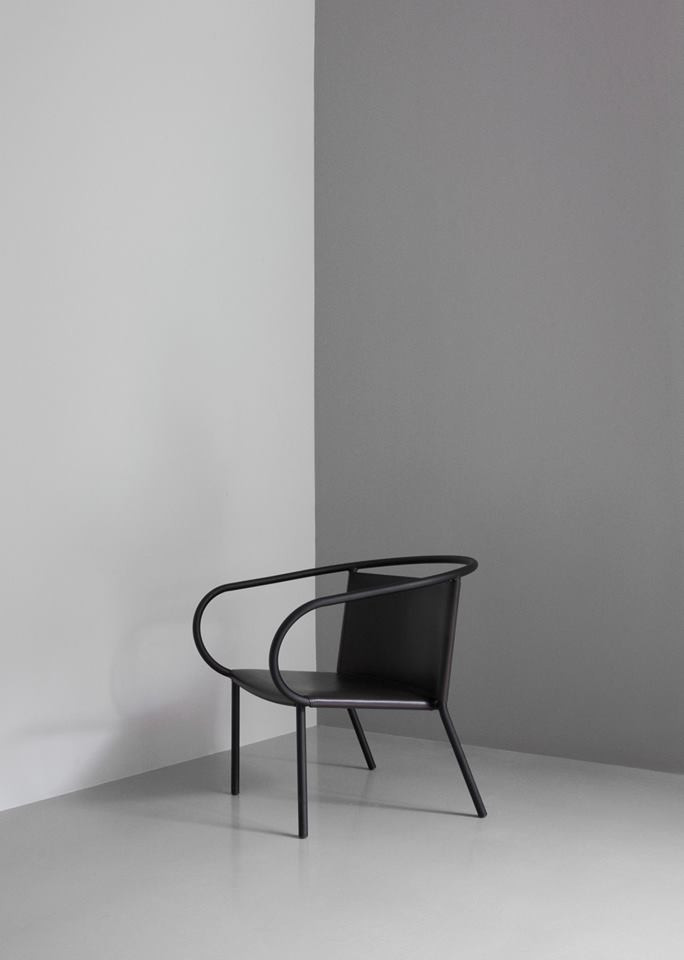 Afteroom Lounge Chair for MENU