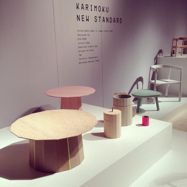 KARIMOKU NEW STANDATD_Biennale Interieur 2014