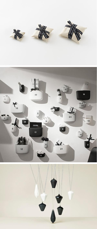X-MAS in black & white