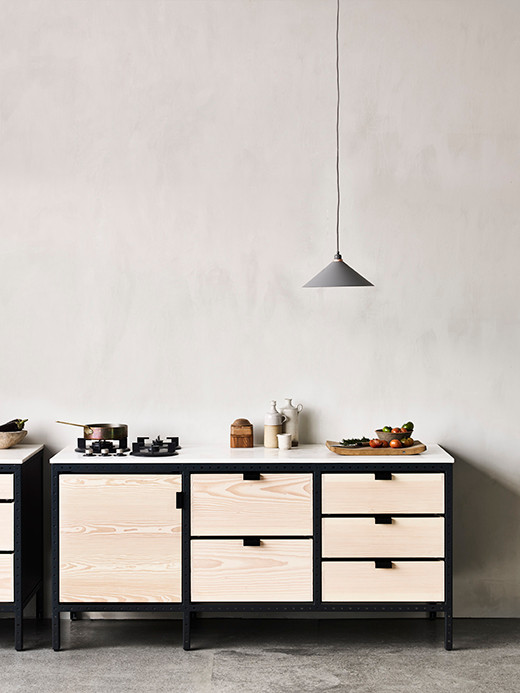 Free Standing Kitchen by Frama