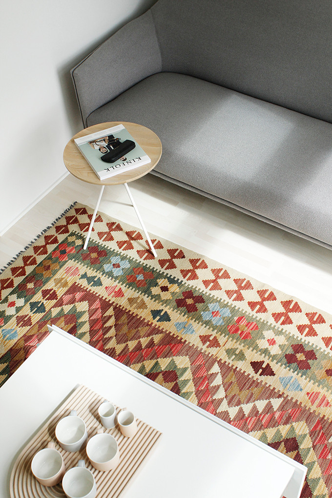 Cool & White Sudio Apartment