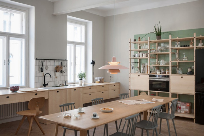 Urban Apartment for Couple in Vienna