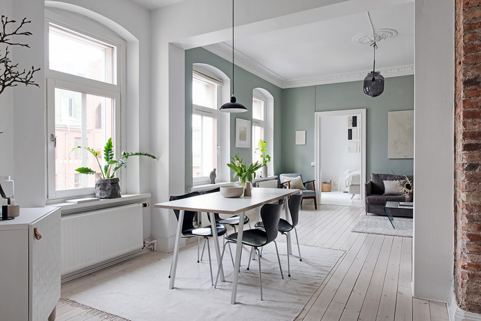 Fresh and Simple in Sweden