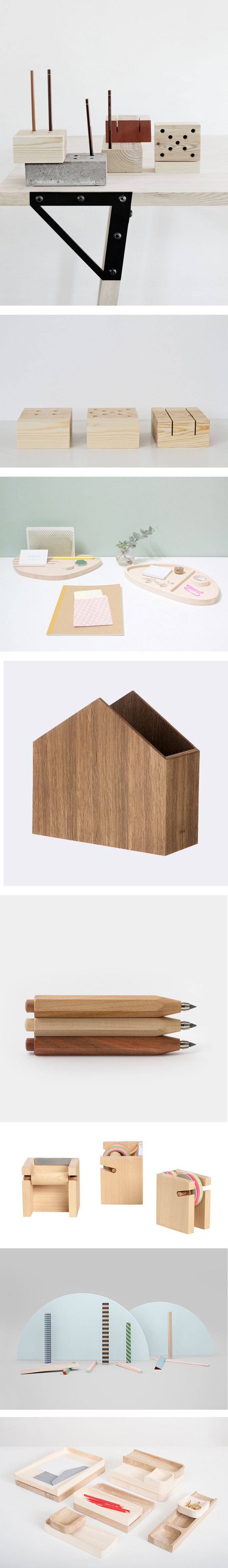 On Your Desk I Wooden Stuff