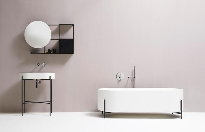 Minimalist Bathroom Furnishings