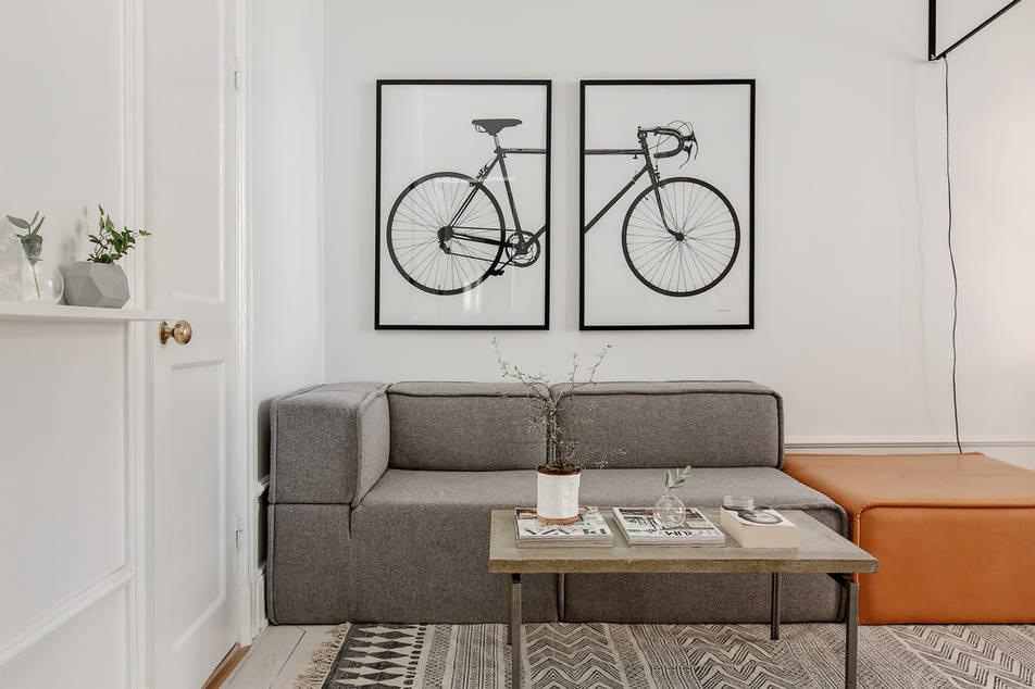 Calm and Serene 36 m² Apartment
