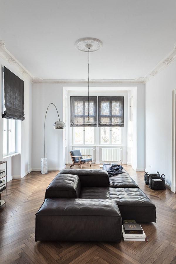 19th Century Apartment in Berlin