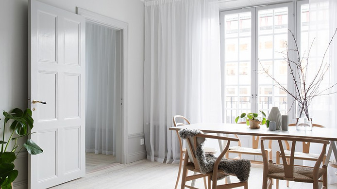 Simple and Dreamy Apartment
