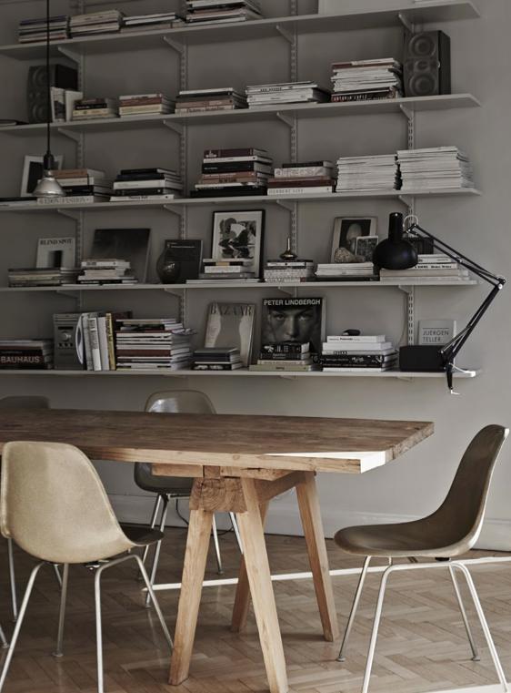 Swedish Apartment With Natural Tones