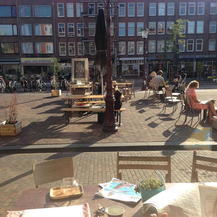 Amsterdam -Summer Version