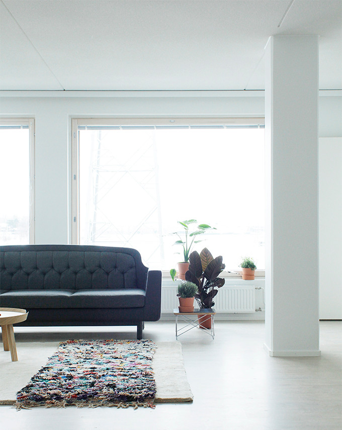 Helsinki Based Apartment by Susanna Vento