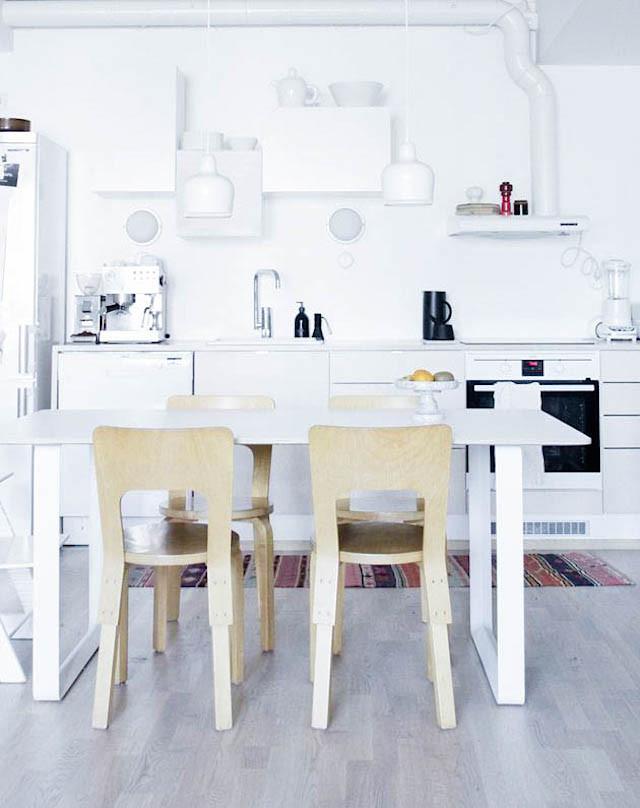 The Finnish Home Of Anna Pirkola