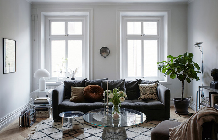 An Eclectic and Individualistic Home